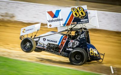 Western Springs Speedway – 25th November 2017