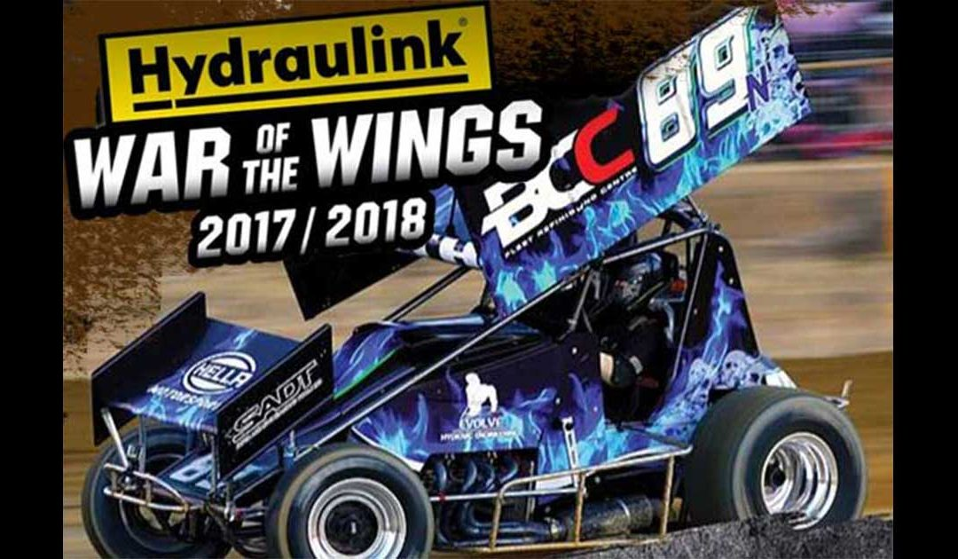 Sprintcars War of the Wings