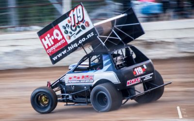 Huntly Speedway – 2nd December 2017